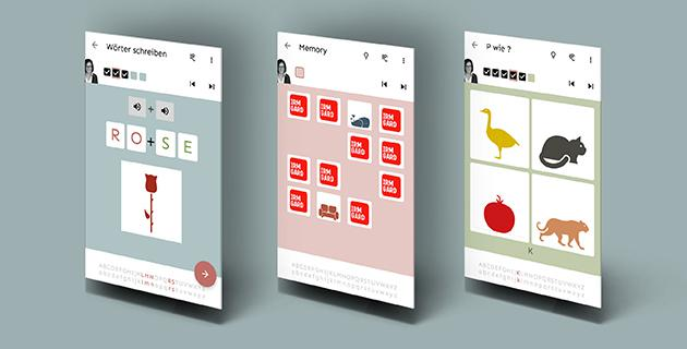 Beispiele aus der IMRGARD App
