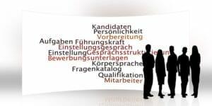 Wichtige Begriffe beim Bewerbungsgespräch