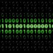 Visualisierung von binären Zahlen