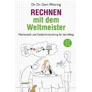 Gert Mittring - Rechnen mit dem Weltmeister Cover