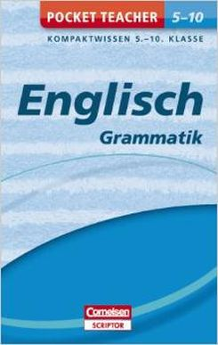 Pocket Teacher Englisch Grammatik