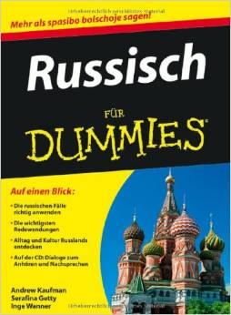 buch russisch sprache:
